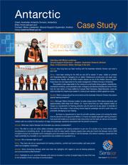 Antarctic Case Study