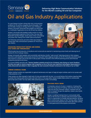 Oil and Gas Industry Applications Case Study