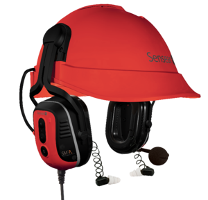 Sensear-SM1P-ExDP_HM-Red(SM1PHEXDP01)